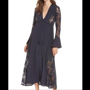 ASTR The Label- A Line Dress